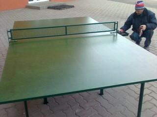 BA 37 kulteri pin-pong asztal
