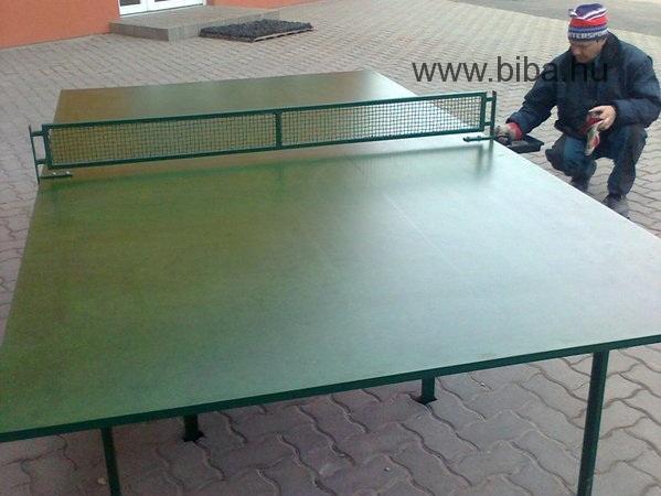 BA-37 kültéri ping-pong asztal